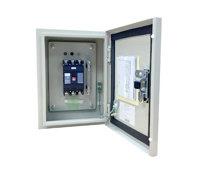 Switch Panel (Steel Enclosure)