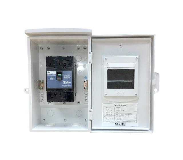 Switch Panel (Plastic Enclosure)