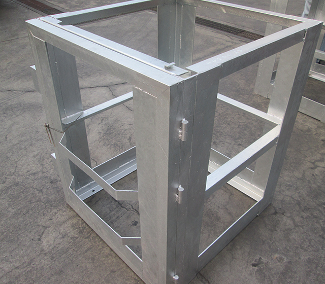 Steel Support